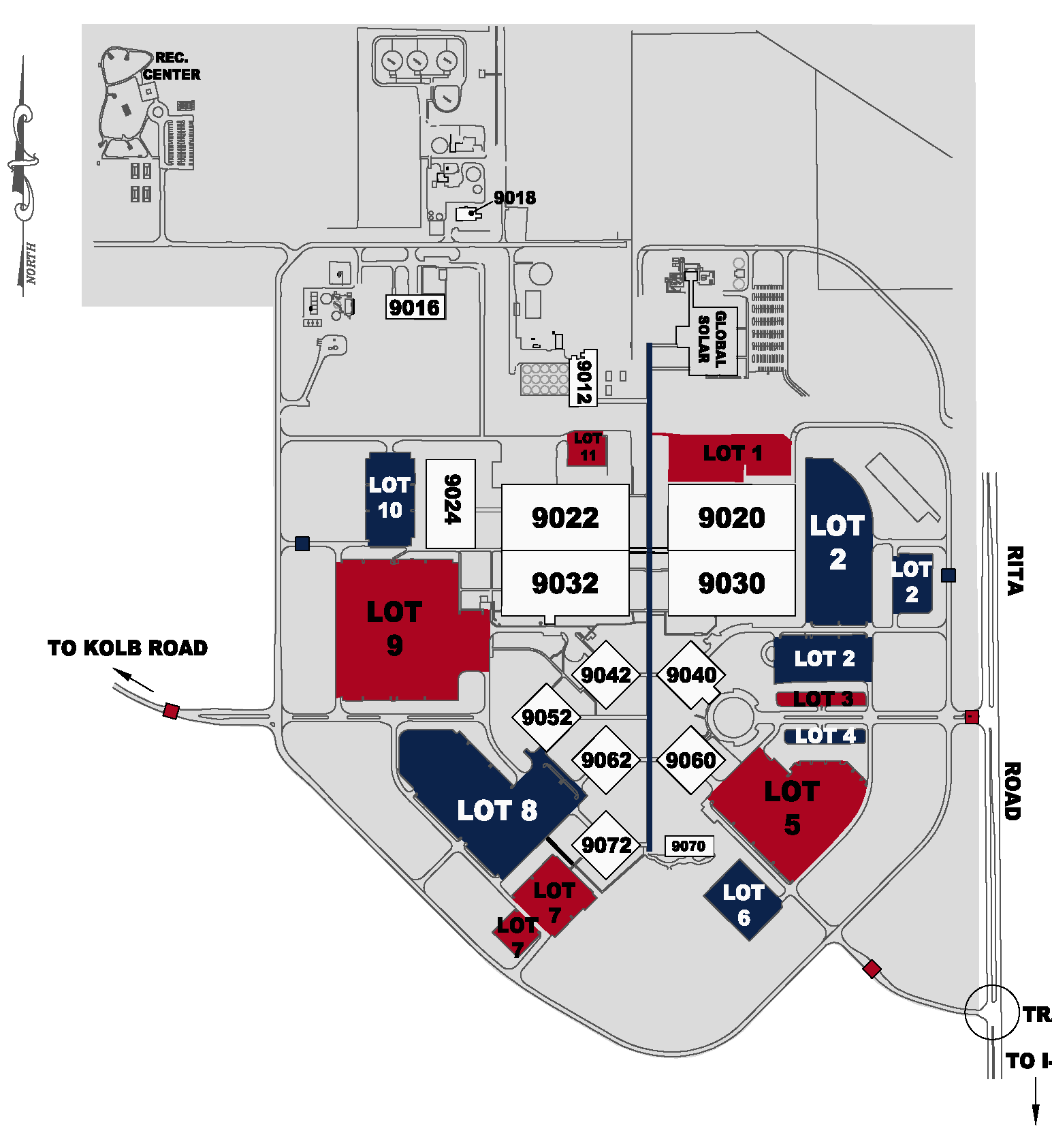 Tech Park Parking lot map thumbnail.png
