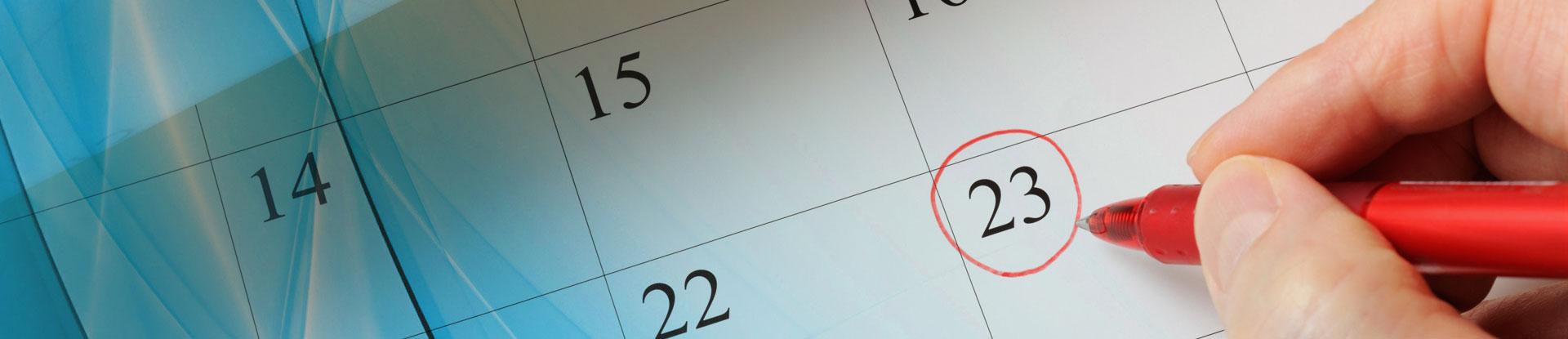 Header NewsEvents Calendar